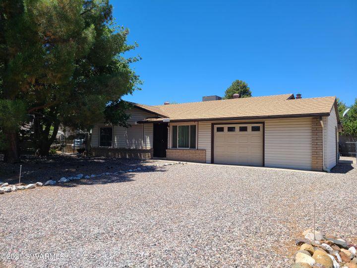 1350 S Hermits Cir Cottonwood AZ Home. Photo 1 of 29
