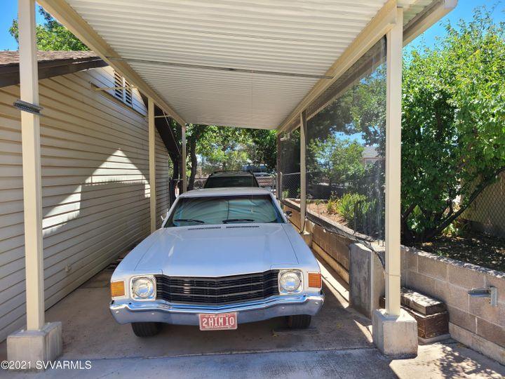 1350 S Hermits Cir Cottonwood AZ Home. Photo 24 of 29
