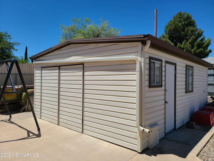 1350 S Hermits Cir Cottonwood AZ Home. Photo 26 of 29