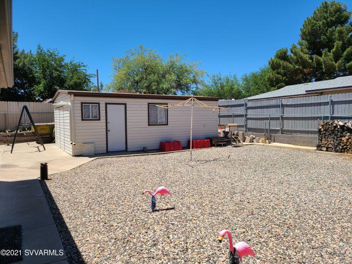 1350 S Hermits Cir Cottonwood AZ Home. Photo 27 of 29