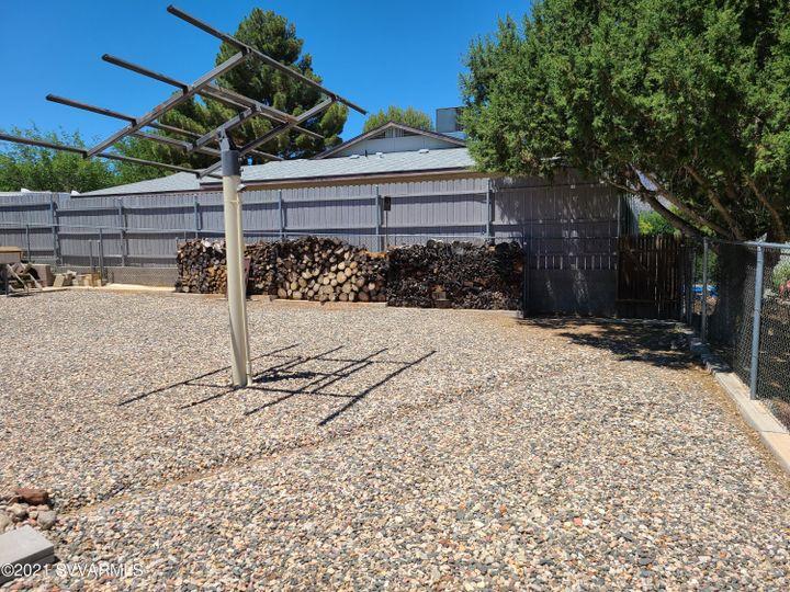 1350 S Hermits Cir Cottonwood AZ Home. Photo 28 of 29