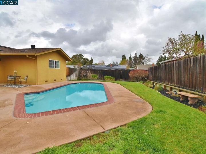 1398 Lichen Ct Concord CA Home. Photo 27 of 38
