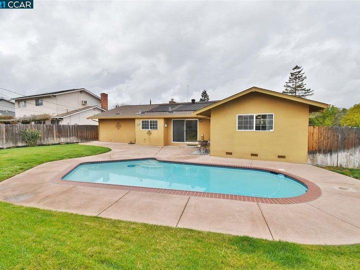 1398 Lichen Ct Concord CA Home. Photo 29 of 38