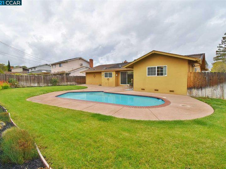 1398 Lichen Ct Concord CA Home. Photo 30 of 38