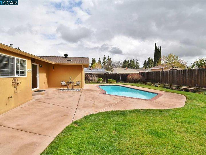 1398 Lichen Ct Concord CA Home. Photo 34 of 38