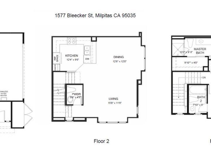 1577 Bleecker St, Milpitas, CA, 95035 Townhouse. Photo 26 of 29