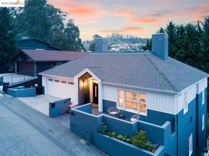 230 Sheridan Rd Oakland CA Home. Photo 36 of 39