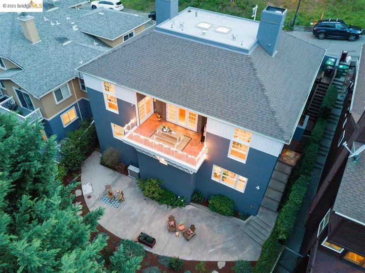 230 Sheridan Rd Oakland CA Home. Photo 38 of 39