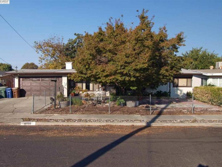 2751 Broadmoor Concord CA Home. Photo 1 of 10