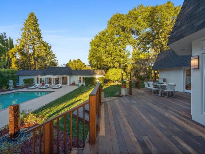 59 Almendral Ave Atherton CA Home. Photo 22 of 29