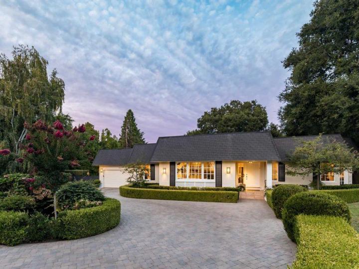 59 Almendral Ave Atherton CA Home. Photo 28 of 29
