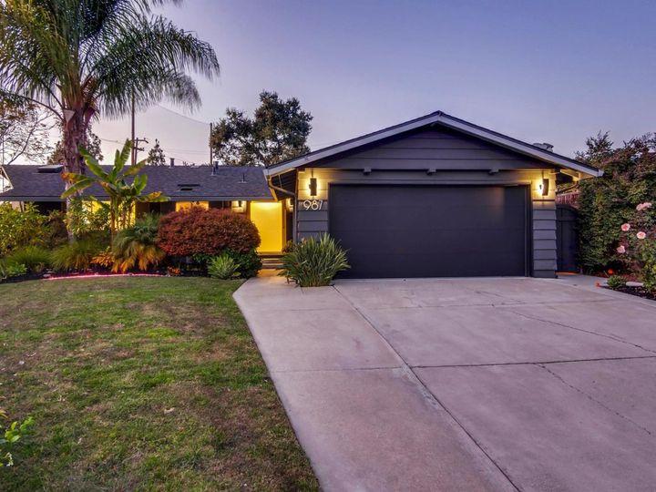987 Starflower Ct Sunnyvale CA Home. Photo 1 of 40