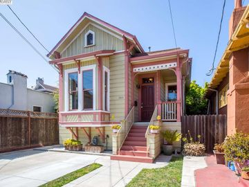 1013 Willow St, Central Alameda, CA