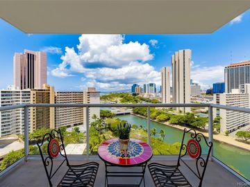 1551 Ala Wai Blvd unit #1605, Waikiki, HI