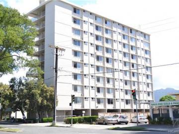 1670 Kalakaua Ave unit #205, Pawaa, HI