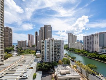 1717 Ala Wai Blvd unit #1407, Waikiki, HI