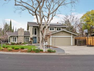 17349 Creekside Ct, Monte Sereno, CA