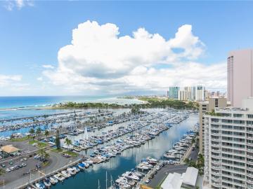 1777 Ala Moana Blvd unit #2035, Waikiki, HI