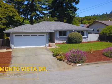 213 Monte Vista Dr, Aptos, CA