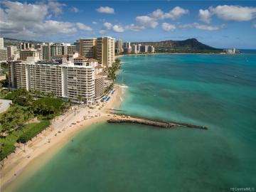 2161 Kalia Rd unit #PH4, Waikiki, HI