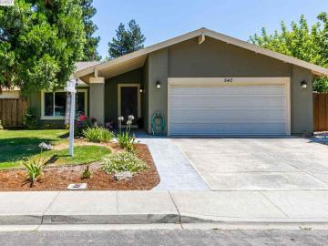 540 Shelley St Livermore CA Home. Photo 1 of 20