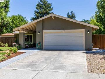 540 Shelley St Livermore CA Home. Photo 3 of 20