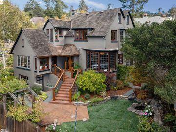 927 Indian Rock Ave, North Berkeley, CA